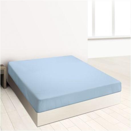 Sábana bajera adaptable A7 Azul