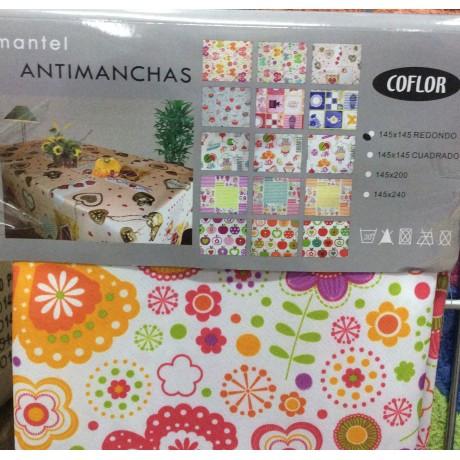 MANTEL ANTI-MANCHAS COFLOR