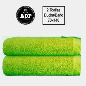 Toallas baño ADP