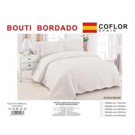 Colcha Bordada Bouti